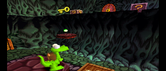 Croc: Legend of the Gobbos - Level  -  - User Screenshot
