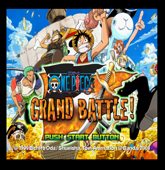 One Piece Grand Battle! -  - User Screenshot