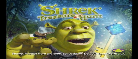 gba room shrek: