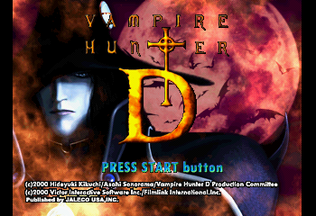 Vampire Hunter D Psx Iso Download
