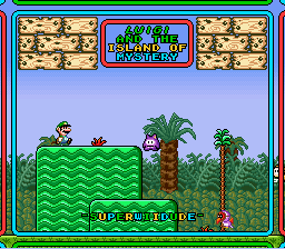 Luigi and the Island of Mystery -  - User Screenshot