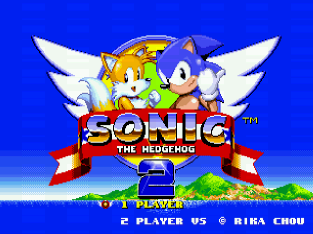Sonic 2 Advanced Edit (beta 2) -  - User Screenshot