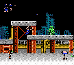 Super Contra 3 -  - User Screenshot