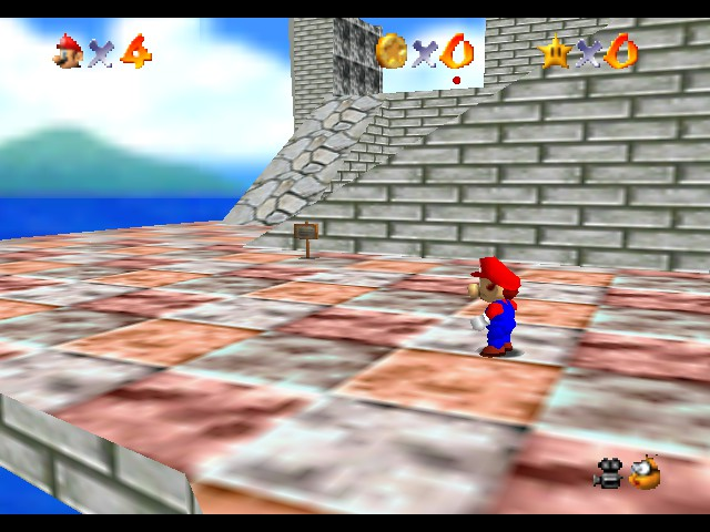 Super Mario 74 -  - User Screenshot