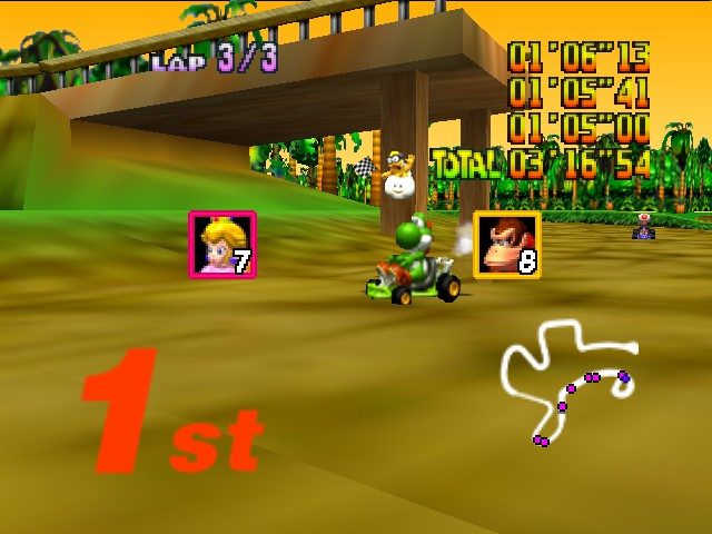 Mario Kart 64 - im #1 - User Screenshot