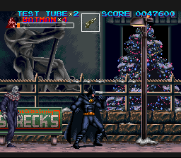Batman Returns - Level 1-2 -  - User Screenshot