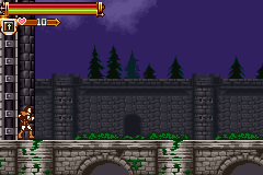 Castlevania HOD - Revenge of the Findesiecle - Level  - SimonX gameplay! - User Screenshot