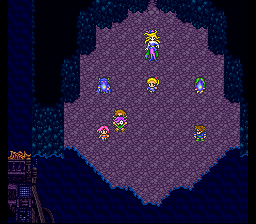 Final Fantasy V - Quick hide this coke in your ass! - User Screenshot