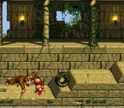 Donkey Kong Country - How Do You Do Dat?!?! - User Screenshot