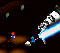 Super Mario RPG - Legend of the Seven Stars - IMA FIREING MAH LAZOR - User Screenshot