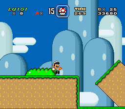 Super Mario All-Stars  Super Mario World - owwwwwwww - User Screenshot