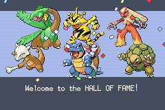 Pokemon Fire Red Omega - Marowak for teh win!!!! - User Screenshot
