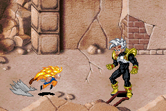 Dragon Ball GT - Transformation - SSJ3 - User Screenshot