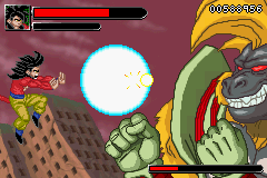 Dragon Ball GT - Transformation - SpiritBomb! - User Screenshot