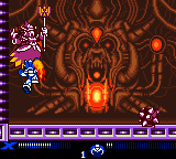 Mega Man Xtreme 2 - Up Teh V-Jay-jay - User Screenshot