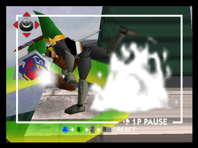 Super Smash Bros. - Menus  - CHARGE!!! - User Screenshot