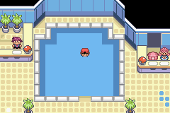 Pokemon Naranja (v2) - i live the swiming baths - User Screenshot