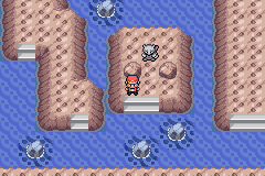 Pokemon Ruby Destiny Reign of Legends - mewtwo sleeping! - User Screenshot