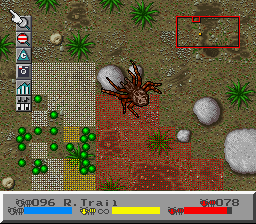 Sim Ant - a massive spider!!!! - User Screenshot