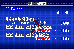 Yu-Gi-Oh! GX - Duel Academy - 15500 damage dealt - User Screenshot