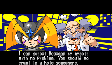 Mega Man 2: The Power Fighters (USA 960708) - Ending  - rated e10 - User Screenshot
