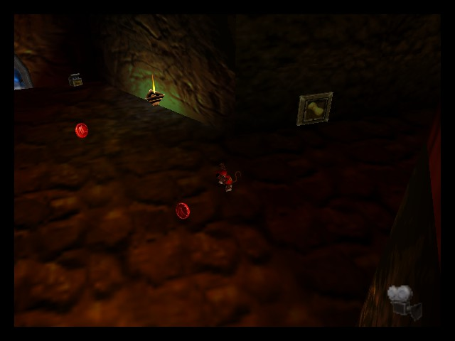 Donkey Kong 64 - Put your hands in the air or nobdy get hurt. - User Screenshot