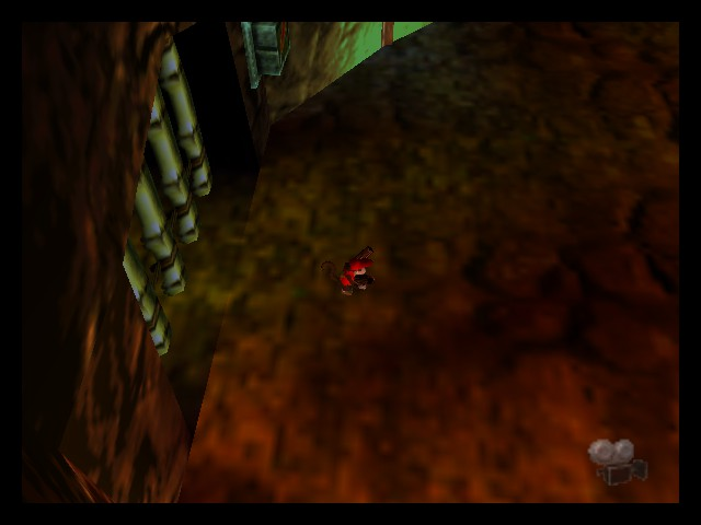 Donkey Kong 64 - *2 years later*Finally i escape.With my gun. - User Screenshot