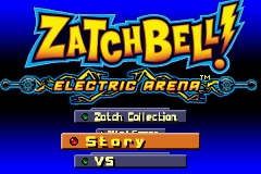 Zatchbell! - Electric Arena - ccccccccccccccccccccccc - User Screenshot