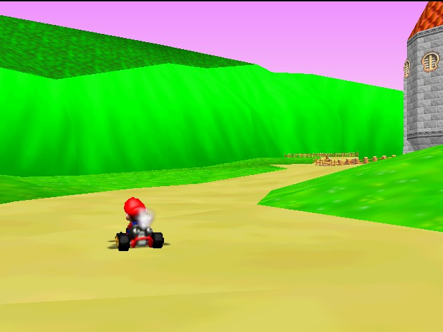 Mario Kart 64 - am going home