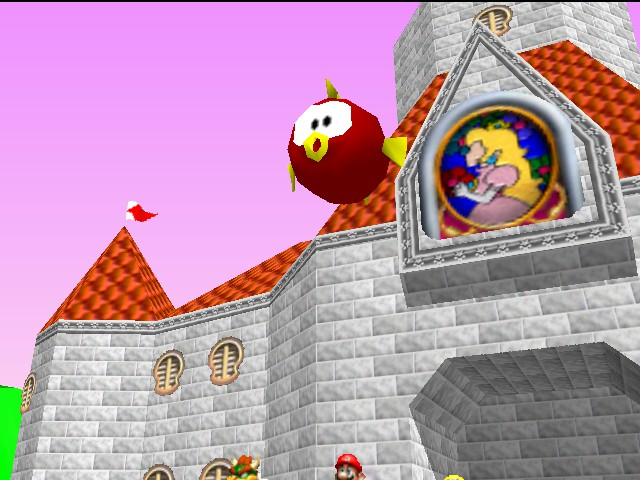 Mario Kart 64 - it going to eat all fo as - User Screenshot
