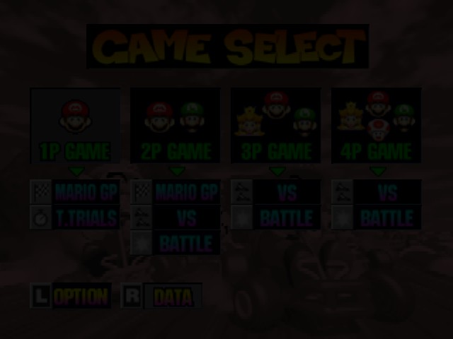 Mario Kart 64 - i can see - User Screenshot