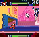 Rockman - Battle & Fighters - Ninja Man is just so hard >_ - User Screenshot