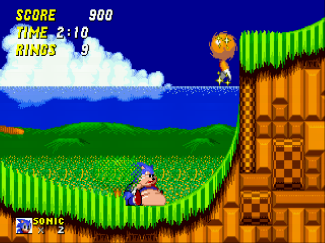 Sonic 2 XL - FUUUUUUUUUUUU- - User Screenshot