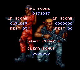 Contra III - The Alien Wars -  - User Screenshot