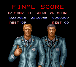 Contra III - The Alien Wars - awsome - User Screenshot