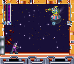 Rockman & Forte - Megaman vs Astroman? - User Screenshot