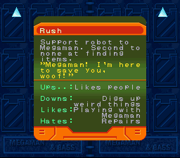 Mega Man & Bass (English Translation) - he talks? - User Screenshot