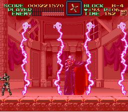 Super Castlevania IV - Oh s***!!!!!! - User Screenshot
