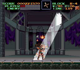 Super Castlevania IV - f*** your bats!!! - User Screenshot