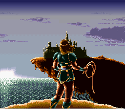 Super Castlevania IV - VICTORY!!!!!! - User Screenshot