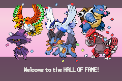 Pokemon Burning Ruby - Battle  -  - User Screenshot
