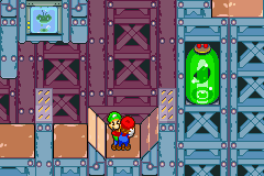 Mario & Luigi - Superstar Saga - Hug :) - User Screenshot