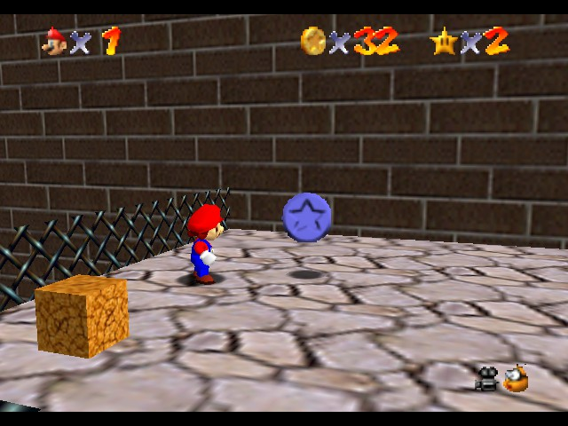 Super Mario 64 -  - User Screenshot