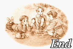 Gensou Suikoden Card Stories (english translation) - Ending  -  - User Screenshot