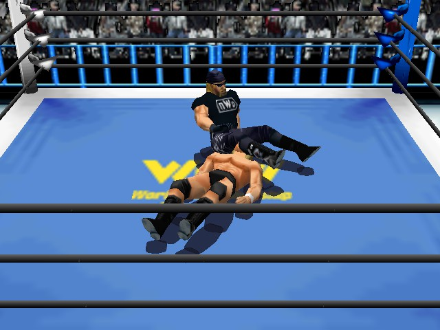 WCW vs. nWo - World Tour -  - User Screenshot