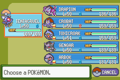 poison challenge team before 8th gym