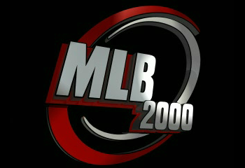 MLB 2000 - Introduction  - Title Screen - User Screenshot