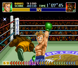Super Punch-Out!! - Battle  - Rekt - User Screenshot