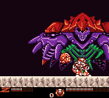 Zero -Level Intro Stage:A Skullhead Shooting one of it