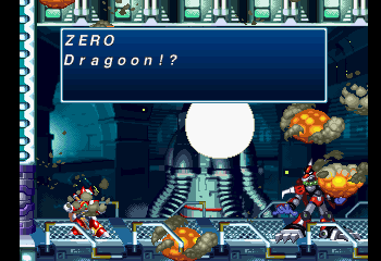 Zero -Level Intro Stage:Hi Magma Dragoon - User Screenshot